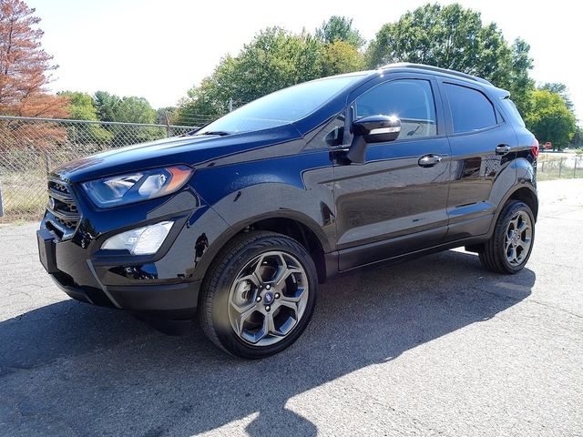 2018 Ford EcoSport SES Madison, NC 6