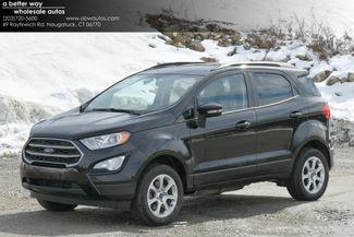 2018 Ford EcoSport SE Naugatuck, Connecticut
