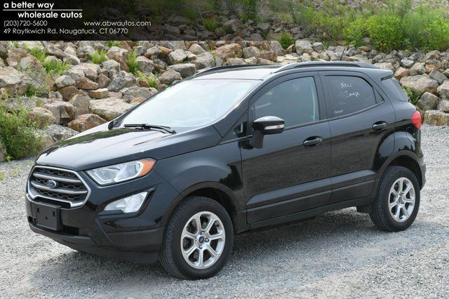2018 Ford EcoSport SE 4WD Naugatuck, Connecticut