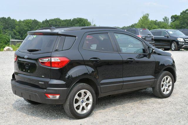 2018 Ford EcoSport SE 4WD Naugatuck, Connecticut 6