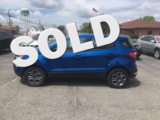 2018 Ford EcoSport S Ontario, OH