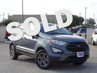 2018 Ford EcoSport S | San Antonio, TX | Southside Used in San Antonio TX