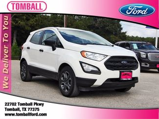 2018 Ford EcoSport S in Tomball, TX 77375
