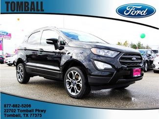 2018 Ford EcoSport SES in Tomball, TX 77375