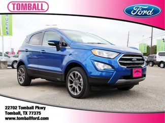 2018 Ford EcoSport Titanium in Tomball, TX 77375