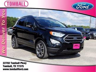 2018 Ford EcoSport SE in Tomball, TX 77375