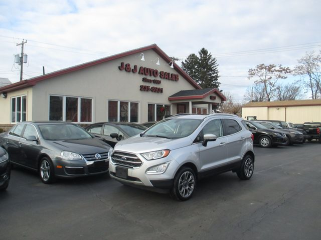 2018 Ford EcoSport Titanium in Troy, NY 12182