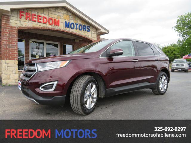 2018 Ford Edge Titanium | Abilene, Texas | Freedom Motors  in Abilene,Tx Texas