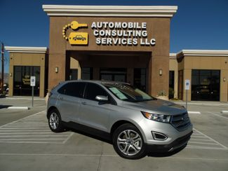 2018 Ford Edge Titanium in Bullhead City, AZ 86442-6452
