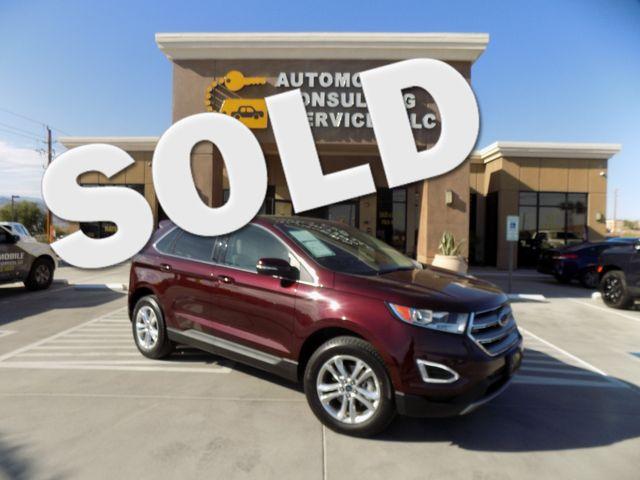 2018 Ford Edge SEL in Bullhead City, AZ 86442-6452