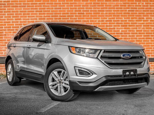 2018 Ford Edge SEL Burbank, CA 1