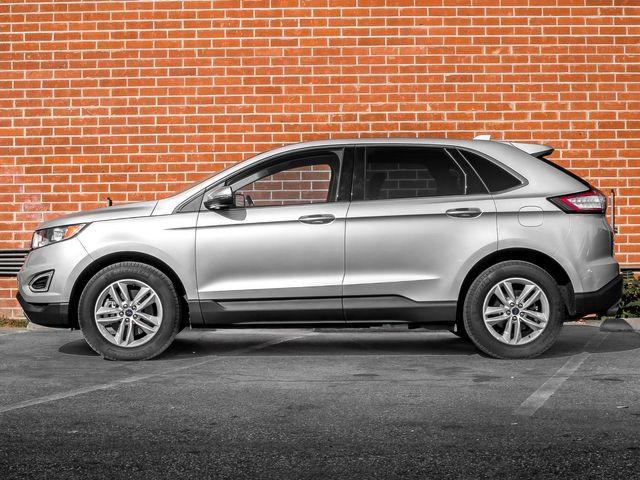 2018 Ford Edge SEL Burbank, CA 4