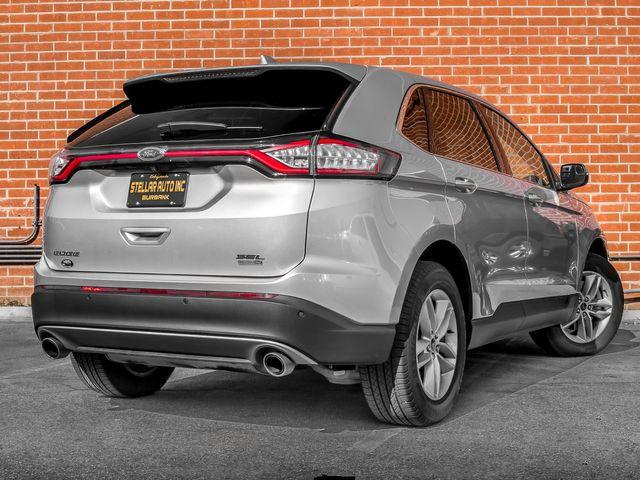 2018 Ford Edge SEL Burbank, CA 5
