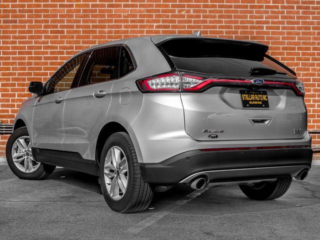 2018 Ford Edge SEL Burbank, CA 6