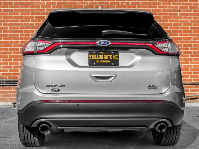 2018 Ford Edge SEL Burbank, CA 7