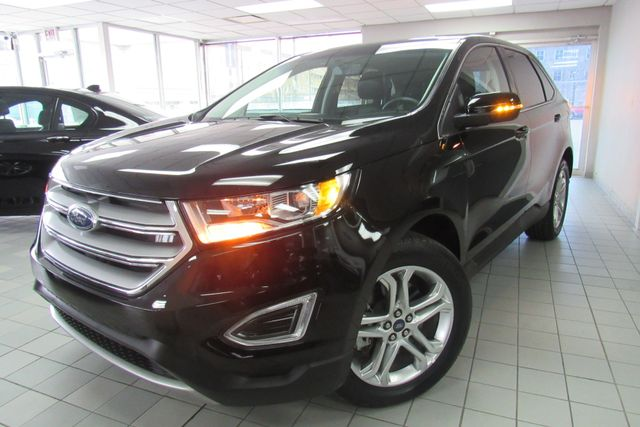2018 Ford Edge Titanium W/ NAVIGATION SYSTEM / BACK UP CAM Chicago, Illinois 2