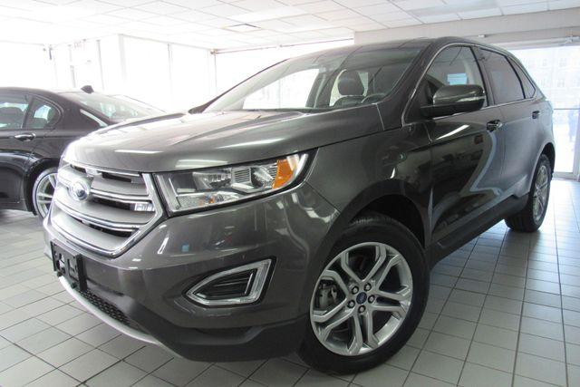2018 Ford Edge Titanium W/ NAVIGATION SYSTEM/ BACK UP CAM Chicago, Illinois 2