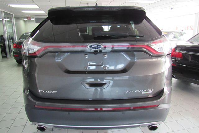 2018 Ford Edge Titanium W/ NAVIGATION SYSTEM/ BACK UP CAM Chicago, Illinois 5