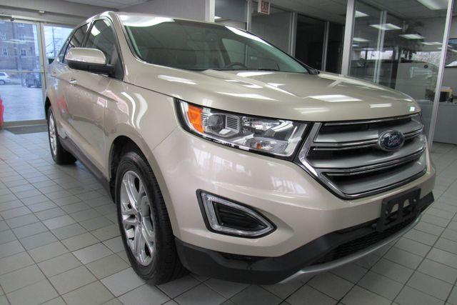 2018 Ford Edge Titanium W/ BACK UP CAM Chicago, Illinois 1