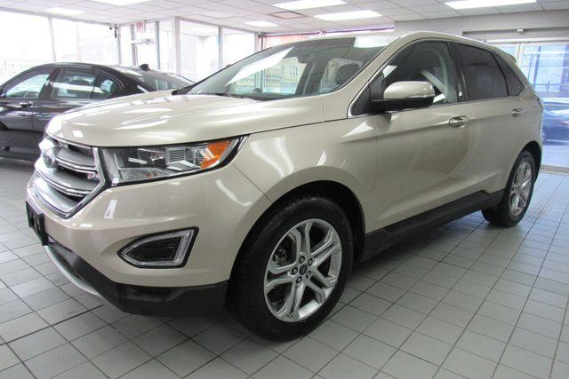 2018 Ford Edge Titanium W/ BACK UP CAM Chicago, Illinois 4
