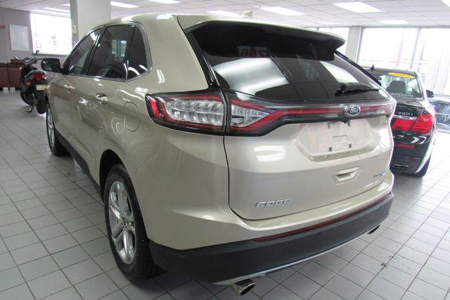 2018 Ford Edge Titanium W/ BACK UP CAM Chicago, Illinois 6