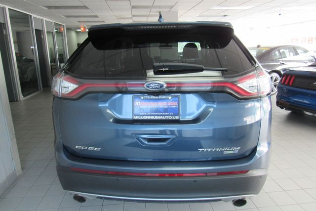 2018 Ford Edge Titanium W/ BACK UP CAM Chicago, Illinois 4
