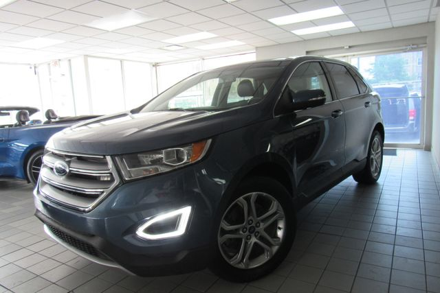 2018 Ford Edge Titanium W/ BACK UP CAM Chicago, Illinois 2
