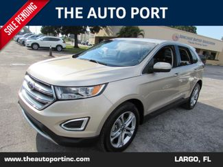 2018 Ford Edge Titanium in Clearwater Florida, 33773