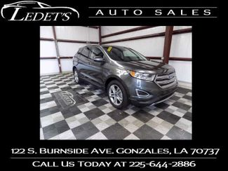 2018 Ford Edge Titanium - Ledet's Auto Sales Gonzales_state_zip in Gonzales