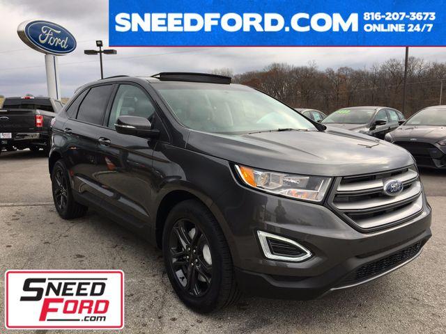 2018 Ford Edge SEL AWD SPORT