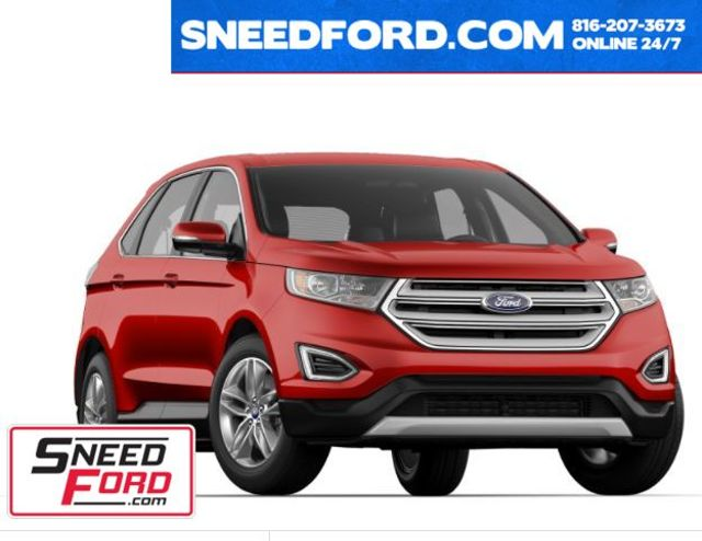 2018 Ford Edge SEL AWD 2.0L I4