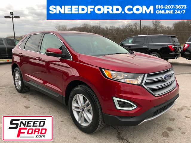 2018 Ford Edge SEL AWD 2.0L I4