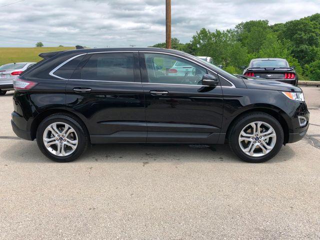 2018 Ford Edge Titanium 2.0L I4 in Gower Missouri, 64454