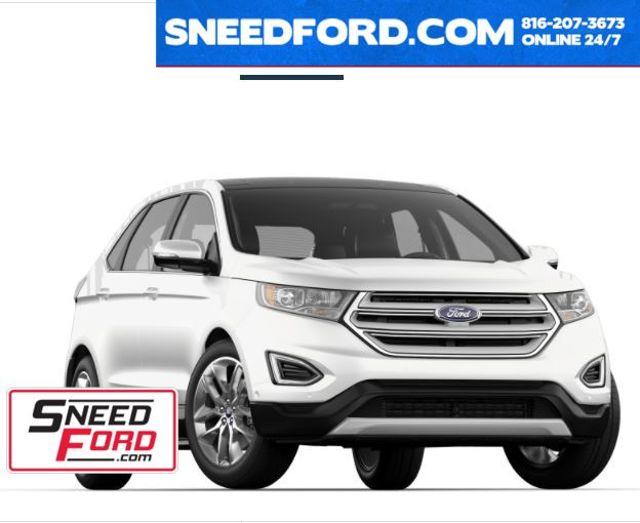 2018 Ford Edge Titanium AWD V6