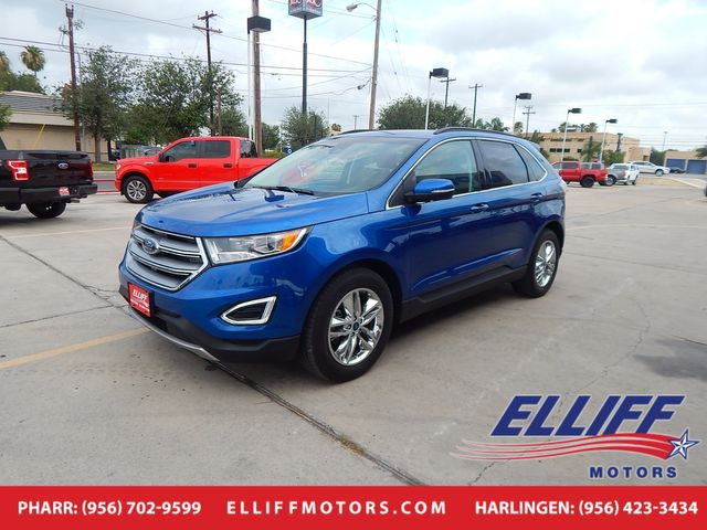 2018 Ford Edge SEL in Harlingen, TX 78550