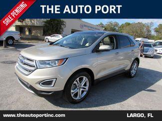 2018 Ford Edge Titanium in Largo, Florida 33773