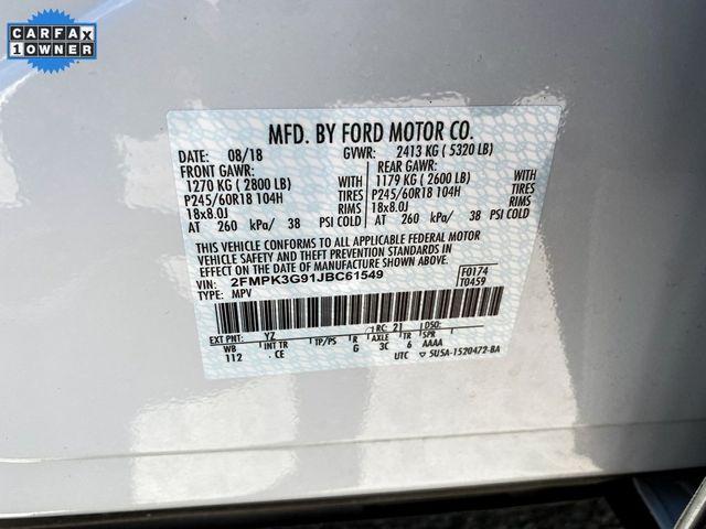 2018 Ford Edge SE Madison, NC 37