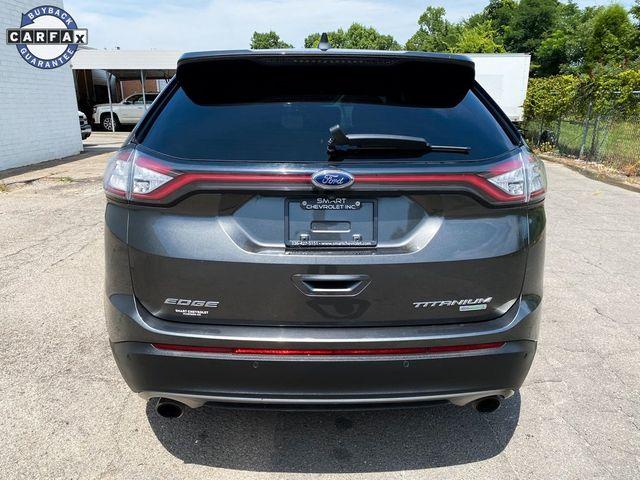 2018 Ford Edge Titanium Madison, NC 2