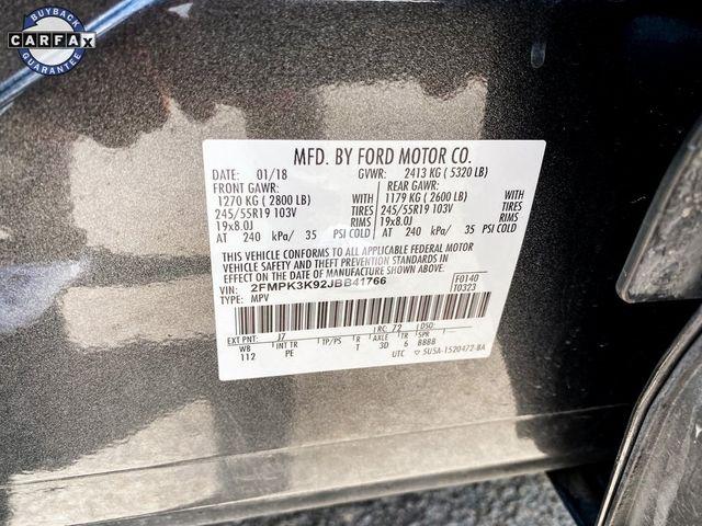 2018 Ford Edge Titanium Madison, NC 37