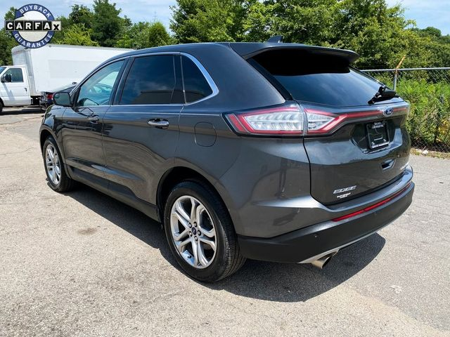 2018 Ford Edge Titanium Madison, NC 3