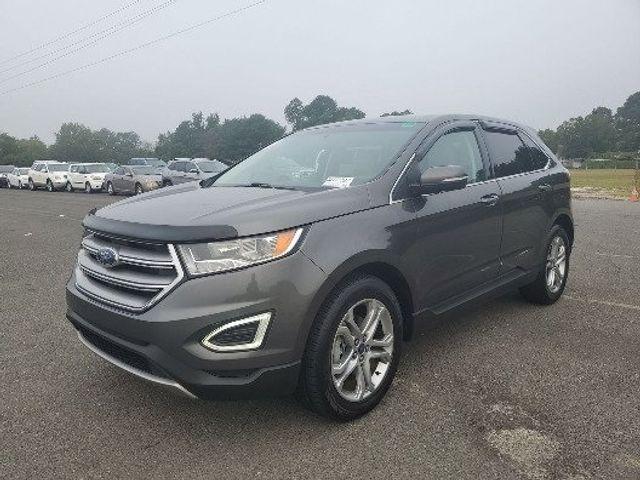 2018 Ford Edge Titanium Madison, NC 9