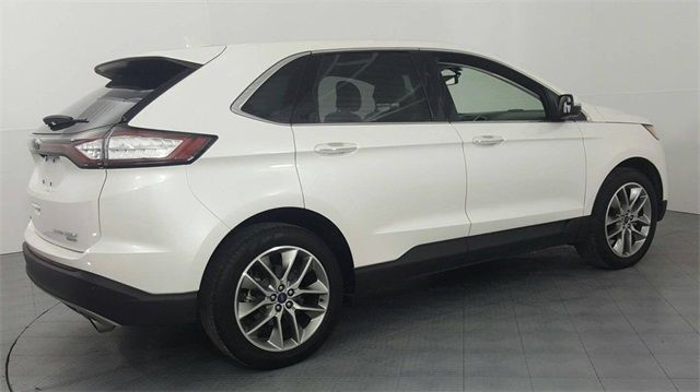 2018 Ford Edge Titanium in McKinney Texas, 75070