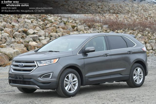 2018 Ford Edge SEL Naugatuck, Connecticut