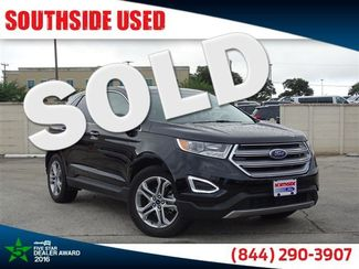 2018 Ford Edge Titanium | San Antonio, TX | Southside Used in San Antonio TX