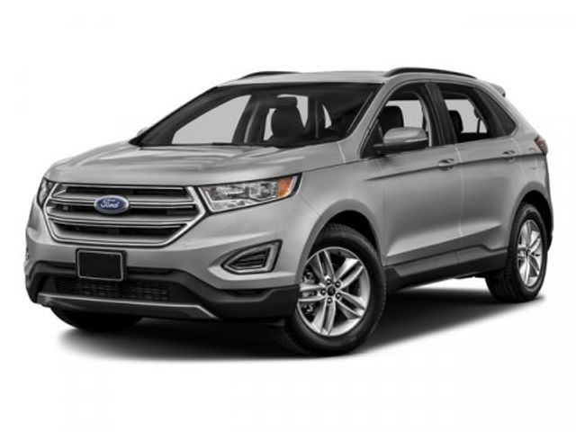 2018 Ford Edge Titanium