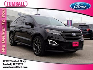 2018 Ford Edge Sport in Tomball, TX 77375