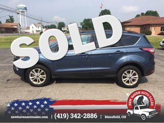 2018 Ford Escape 4X4 SE in Mansfield, OH 44903