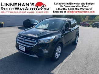 2018 Ford Escape SE in Bangor, ME 04401