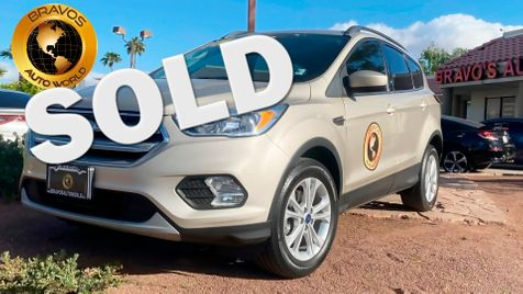 2018 Ford Escape SE in cathedral city