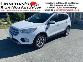 2018 Ford Escape SE in Bangor, ME 04401